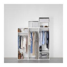 PLATSA Armoire-penderie - IKEA
