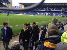 Goodison Park Away Day