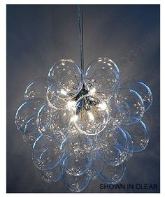 Graciano Chandelier - modern - chandeliers - Lightology