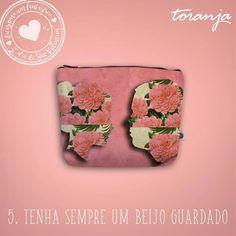 Clutch Toranja - Couple by Benedita Feijó