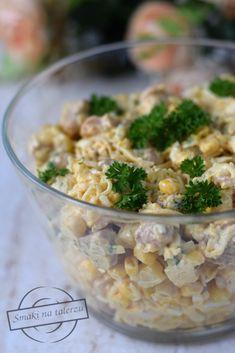 Sałatka królewska – Smaki na talerzu Polish Recipes, Polish Food, Appetisers, Appetizer Recipes, Cereal, Food And Drink, Vegetables, Breakfast, Health