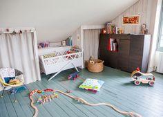 Habitación infantil naif/rústica http://www.mbfestudio.com/2016/01/habitacion-infantil-naifrustica.html  #infantil #decoración #decor #cuartoinfantil