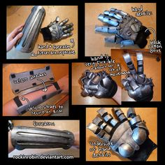 automail cosplay   Automail for Sale - More pics by ~rockinrobin on deviantART