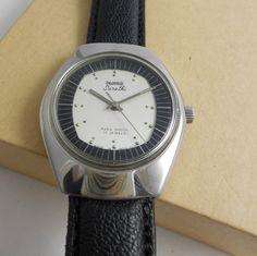HMT Sarathi Mechanical 17 Jewels Men s wrist watch Vintage Collectible