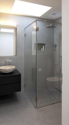 Bodarto Badezimmergestaltung: Boden und Wandbelag für Badezimmer.
