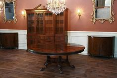 """picture of 72"""" round table 