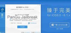 Super method to jailbreak iOS 8 and iOS 8.1 – Pangu8