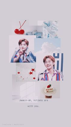 NCT #Jaemin • lockscreen/wallpaper/background