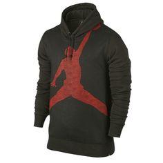 cf8e36c4d68c Jordan Jumpman Brushed Graphic Hoodie - Men s
