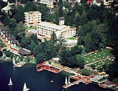 Seehotel Europa Velden, Carinthia, Austria