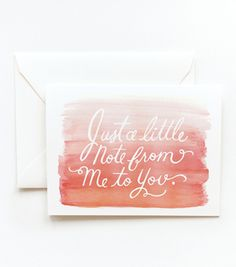 Watercolor cards - how can I make these, they are so pretty!
