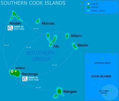 Rarotonga Cook Islands | Cook Islands From Australia