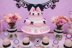 Minnie Mouse Birthday Party Ideas | Photo 11 of 17 | Catch My Party