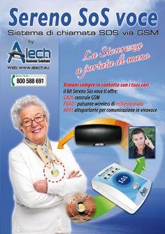 Pflegeruf-Set Sereno SOS PLUS mit (Not-) Ruf an Handy oder Telefon - über Funk-Armbandsender und Mobilfunknetz ALECH  Wenn Sie vom Senioren/Kranken im Notfall auf Ihrem Handy erreicht werden möchten... Damit Sie nicht den ganzen Text lesen müssen wenn Sie die Beschreibung von Sereno SOS bereits gelesen haben ist hier der Unterschied zwischen beiden Geräten kurz beschrieben: beim SERENO SOS können Sie in den Raum hören. Der Senior/Kranke kann aber Sie nicht hören. Beim SOS Plus können Sie…
