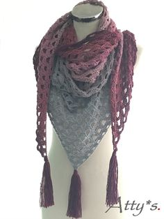 Have you seen this new yarn by Scheepjes , called Whirl ?