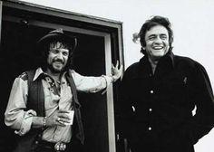 """I love Big John Cash and I think Waylon Watasha Jennings is a table thumpin' smash""-Hank Williams Jr."