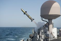 ARABIAN GULF (June 28, 2015) The coastal patrol ship USS Firebolt (PC10) fires a Griffin Missile during a test and proficiency fire. Firebolt, assigned to Commander, Task Force (CTF) 55, is supporting maritime security operations and theatre security cooperation efforts in the U.S. 5th Fleet area of operations. (U.S. Navy photo by Mass Communication Specialist 1st Class Joshua Bryce Bruns/Released)