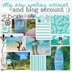 """My New Writing & Blog Account"" by the-tip-girly ❤ liked on Polyvore"