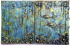 Finnabair: Beneath the Sea -- covers for a configuration box; Sept 2015