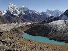 You are what you think about all day long. Dr. Robert Schuller Sagarmatha National Park, Khumbu Himal, Nepal #BURIUS #travel #traveling