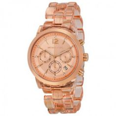 Michael Kors Women's Audrina Watch Quartz Mineral Crystal MK6203