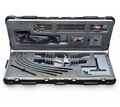 SKB Cases Take-Down Recurve Bow Case FREE S&H 2SKB-4214RC. SKB Cases Bow Cases.