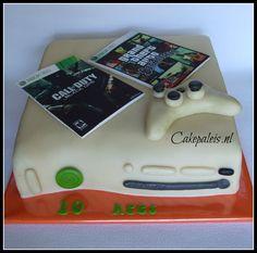 Xbox 360 taart