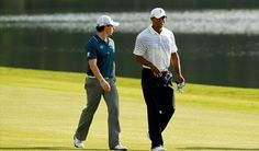 Golf: One And Done For Tiger Woods And Rory McIlroy