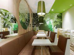 Restaurant Wienerwald Rebrand von Ippolito Fleitz Group