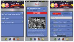 The 80/35 mobile app will help you find all the information you'll need to know during the fest.