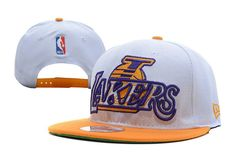 NBA Hats Los Angeles Lakers Snapback  $11.20