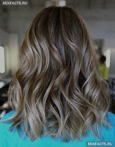 Пепельный цвет волос: фото и рекомендации