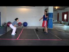45-15 HIIT MMA Kettlebell Workout