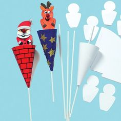 Cone Puppet Kits