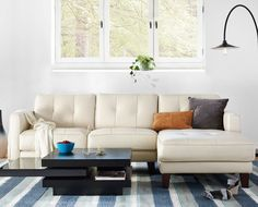 Gregata Right Chaise Sectional
