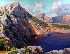 Mallorca en Pintura: José Miret Aleu (1912 - ?)