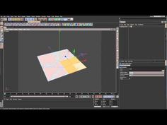 ▶ Sub-D Modeling in C4D - Lesson 1 - The HyperNURB - YouTube