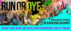 Poole Mamma : Run or Dye - I`m In, Are You??