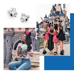 Dreams really do come true. Our #PANDORAxDisney collection will be available globally starting October 5! Get ready to style your sterling silver bracelets with more Mickey and Minnie charms than ever. Photos by @elvinimin and @shoppisticated.