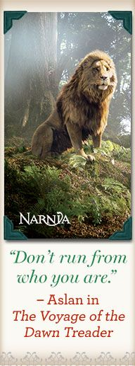 Sounds advice from Aslan! I Love Books, Books To Read, Inspiring Quotes About Life, Inspirational Quotes, Notebooks, Journals, Cair Paravel, Narnia 3, Courage Dear Heart