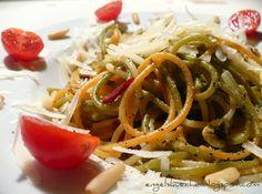 Essen aus Engelchens Küche: Spaghetti aglio olio e peperoncino
