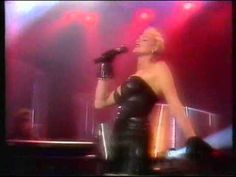 "Now, for your listening pleasure: BRIGITTE NIELSEN ""Every Body Tells A Story"""
