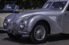 1939 Aston Martin Atom | Francis DyBuncio
