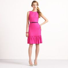 Kate Spade Siren Dress...also great in pink...but what isn't??