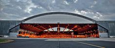 Avalon (Melbourne) Airport Hangar