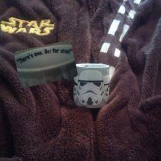 #StarWars #ForceFriday #Chewbacca #Gown #Stormtrooper #Coffee #Mug #TheForceAwakens #MayTheForceBeWithYou