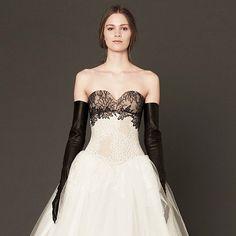 Vera Wang Wedding Dresses Spring 2014 | POPSUGAR Fashion