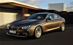 BMW 6 – Series Gran Coupe