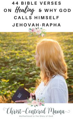 16 Compelling Bible Verses on Healing Jehovah-Rapha Christ Centered Mama Healing Bible Verses, Prayers For Healing, Scripture Verses, Bible Scriptures, Healing Scriptures For Cancer, Healing Prayer, Christian Faith, Christian Women, Christian Living