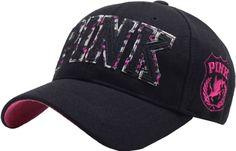 B52 Cute Style Women Girl Color Leopard PINK Mark Ball Cap Baseball Hat  Truckers 1150ff64ccf7